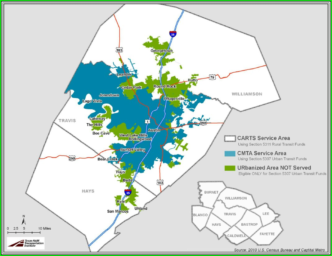 Grande Communications Coverage Map Austin