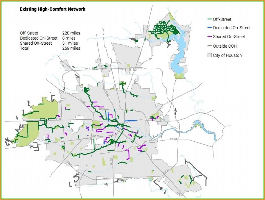 Greenbelt Trail Map Kingwood Tx