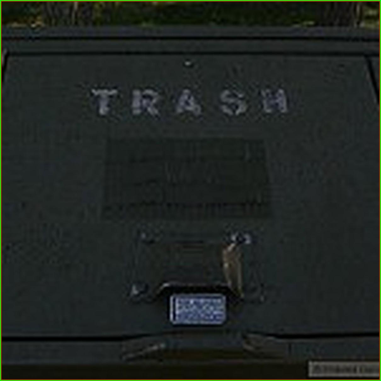 Heavy Trash Pickup Evansville 2018 Map