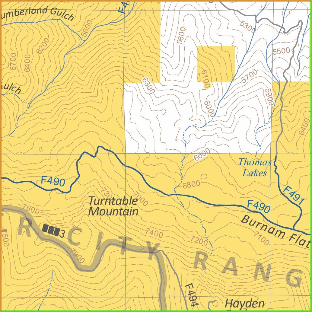Idaho Blm Land Map