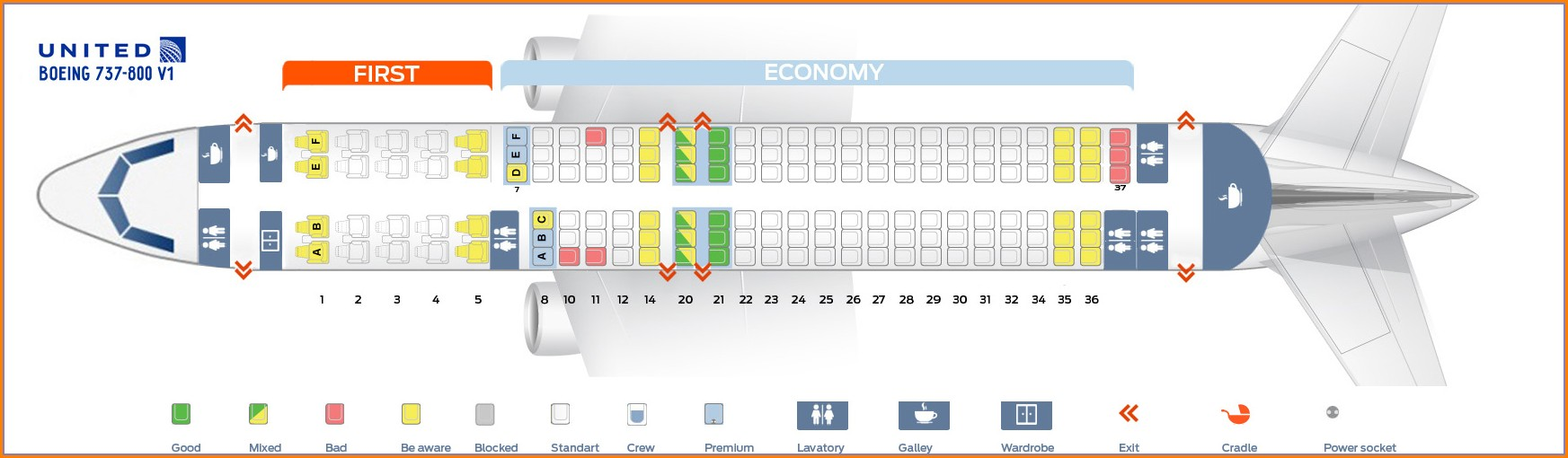 Klm Flight 612 Seat Map