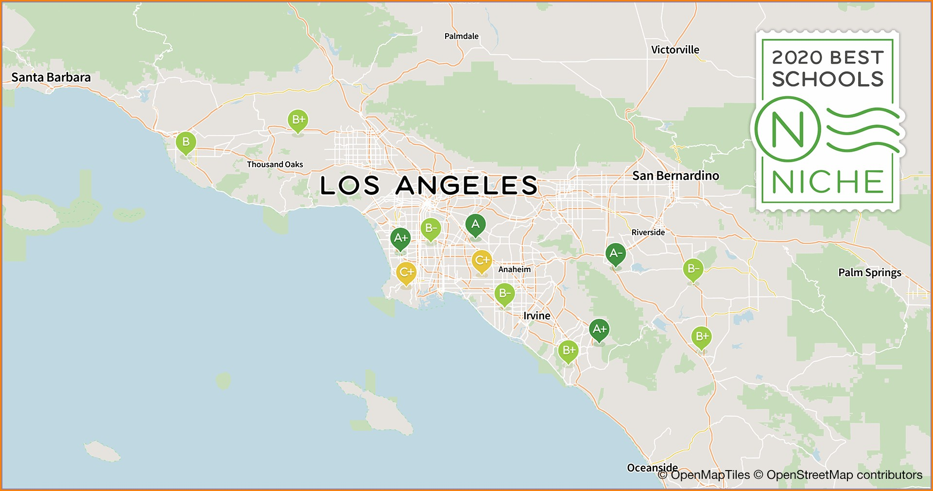 Lausd School Zone Map