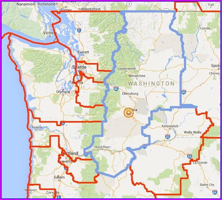 Lds Ward Boundaries Map