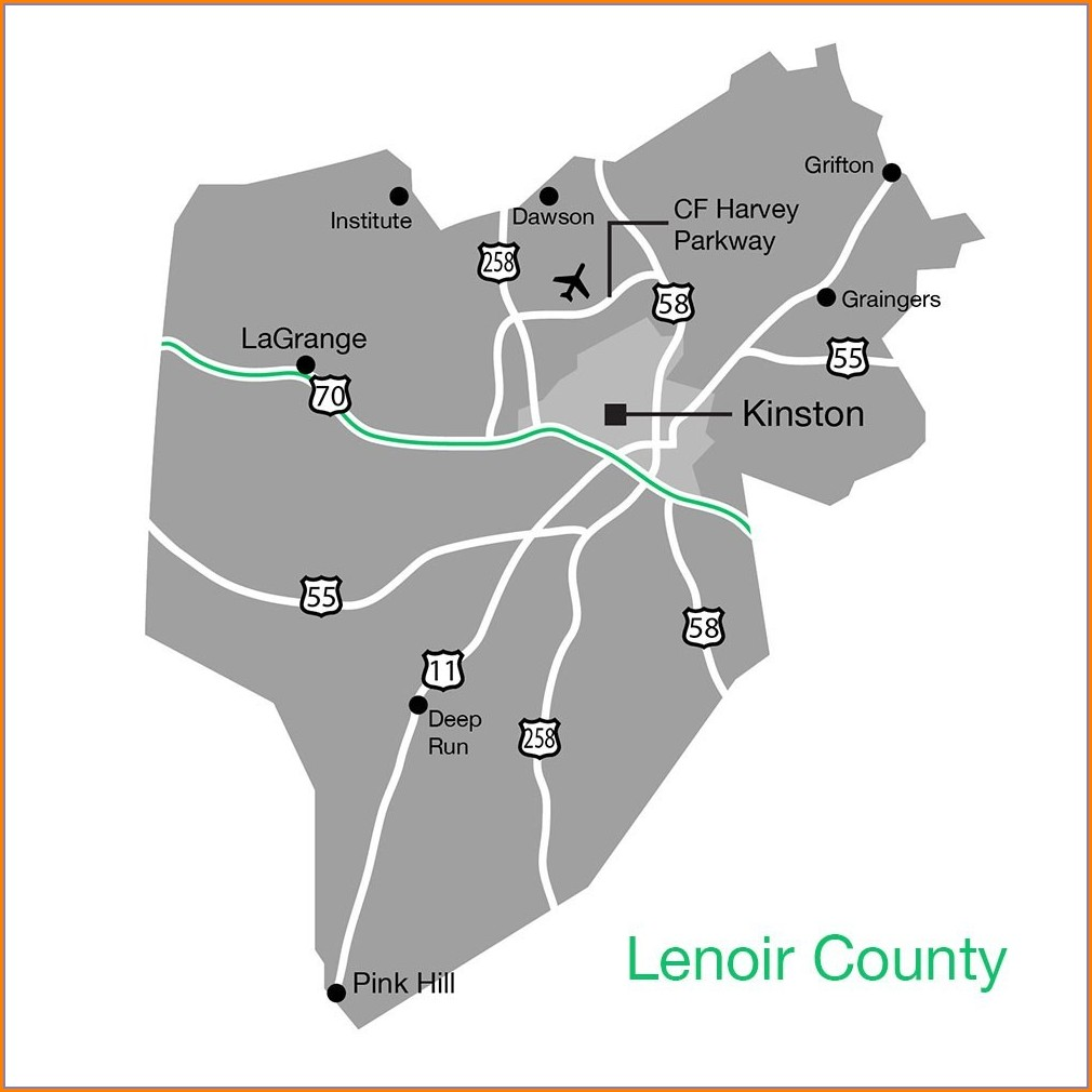 Lenoir County Gis Maps