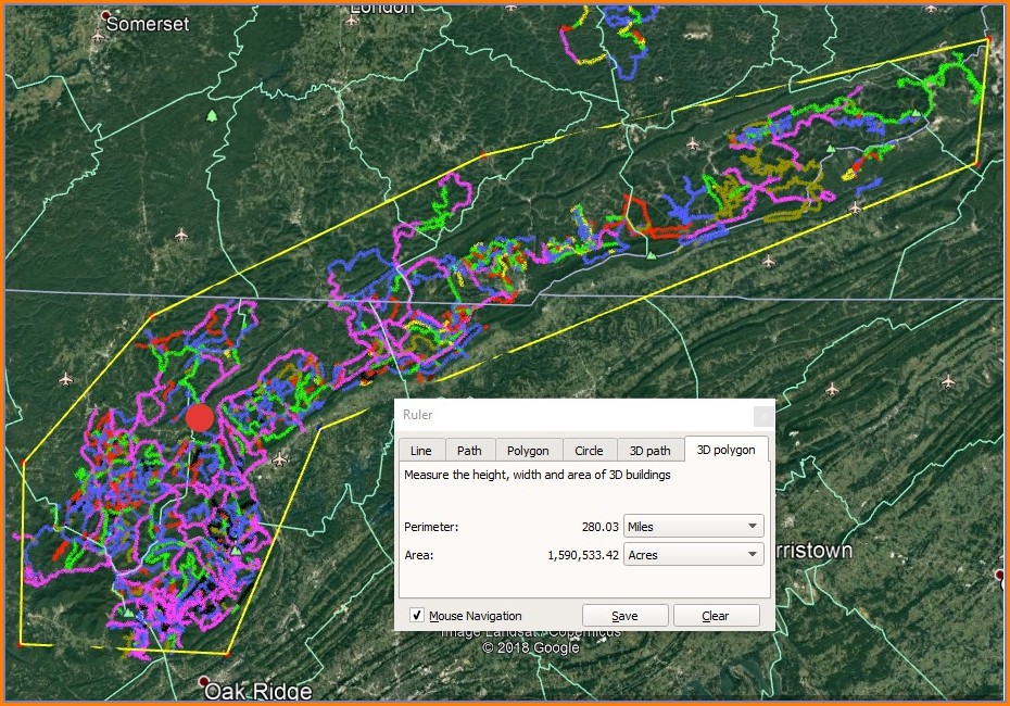 Lifetime Trail Maps Gps Tablet