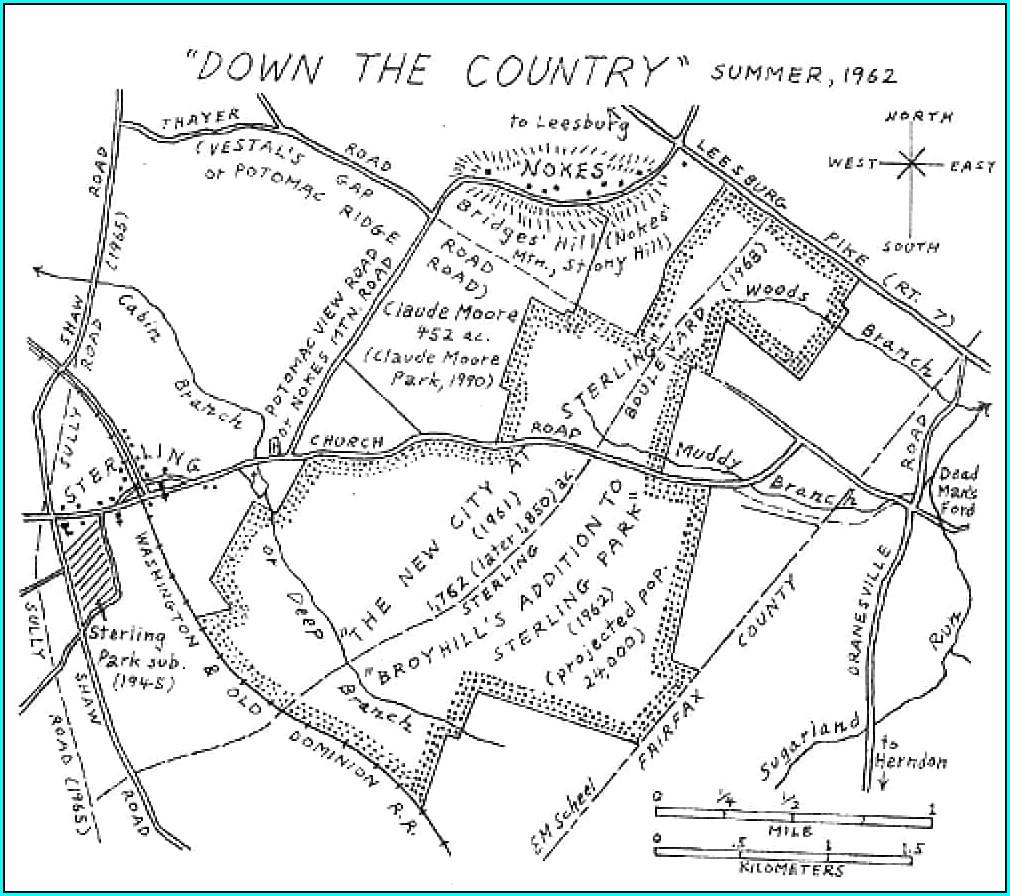 Loudoun County Plat Maps