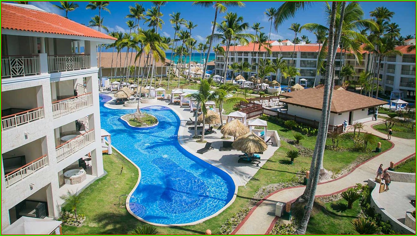 Majestic Mirage Punta Cana Resort Map