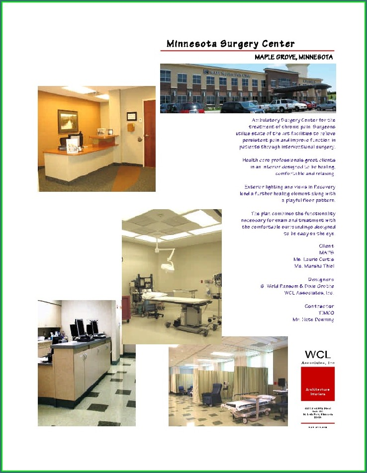 Maps Pain Clinic Maple Grove Minnesota