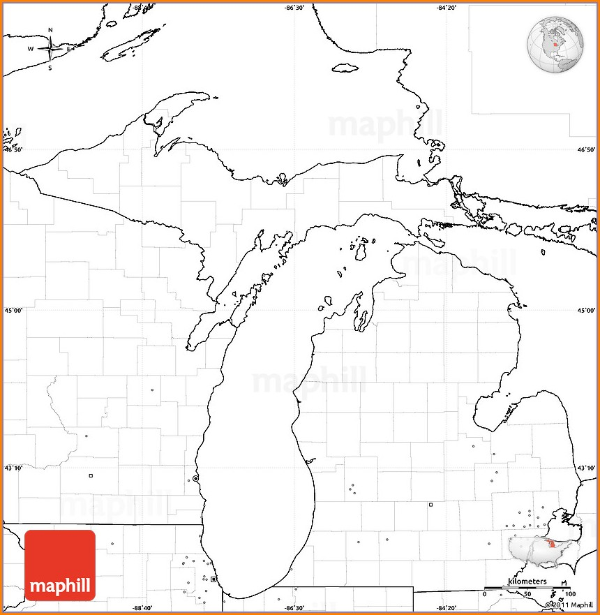 Michigan Plat Maps Online