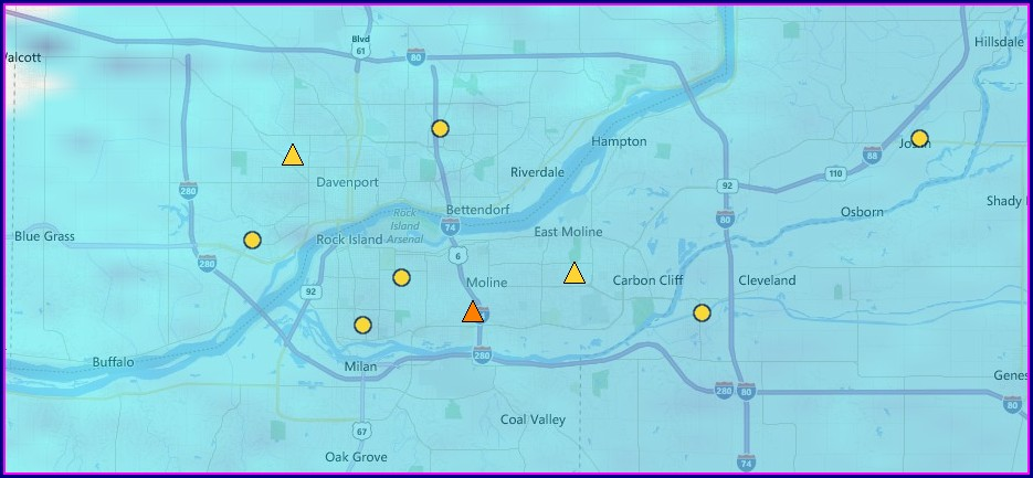 Midamerican Energy Power Outage Map