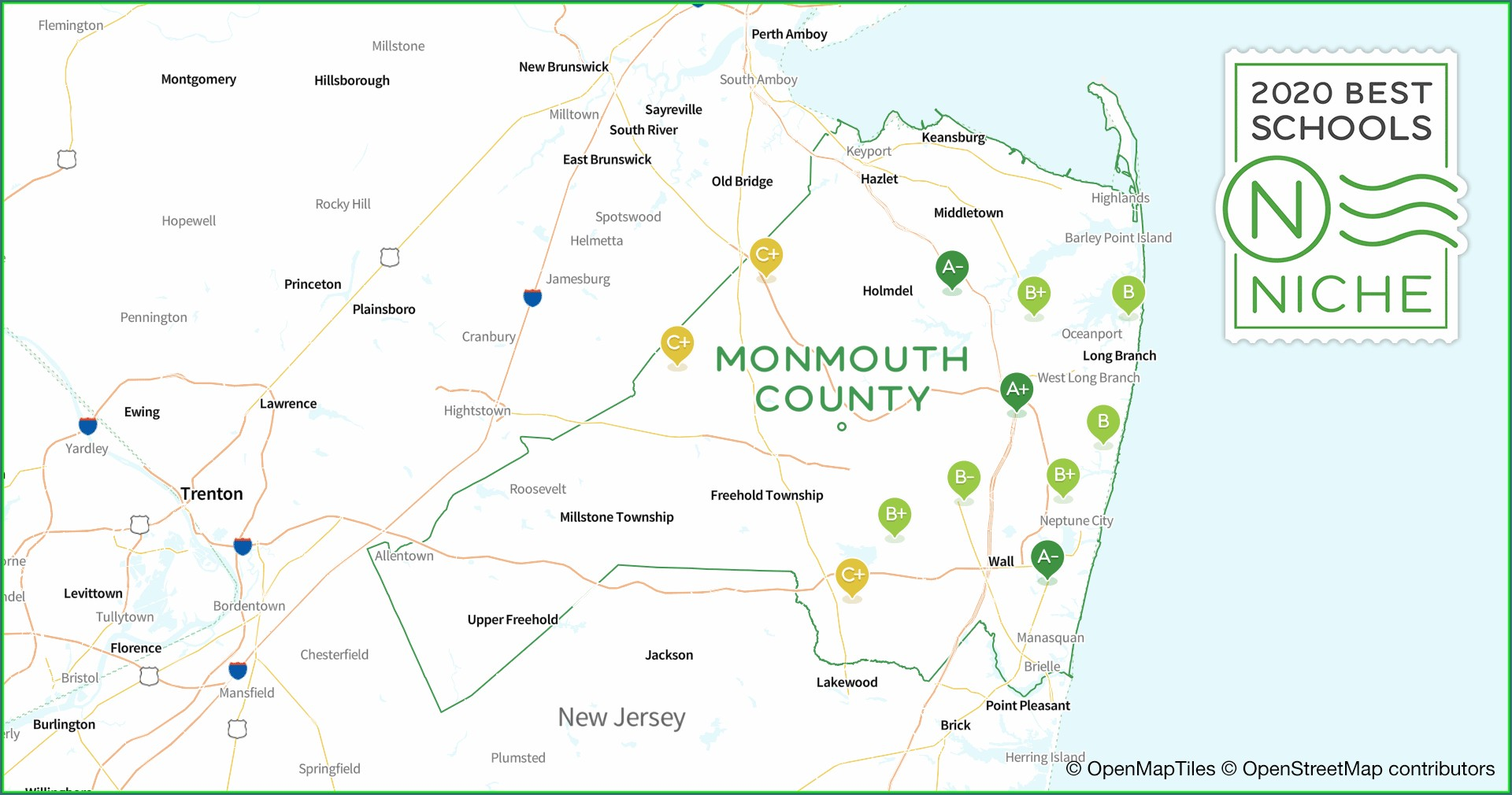 Monmouth County Tax Maps Online