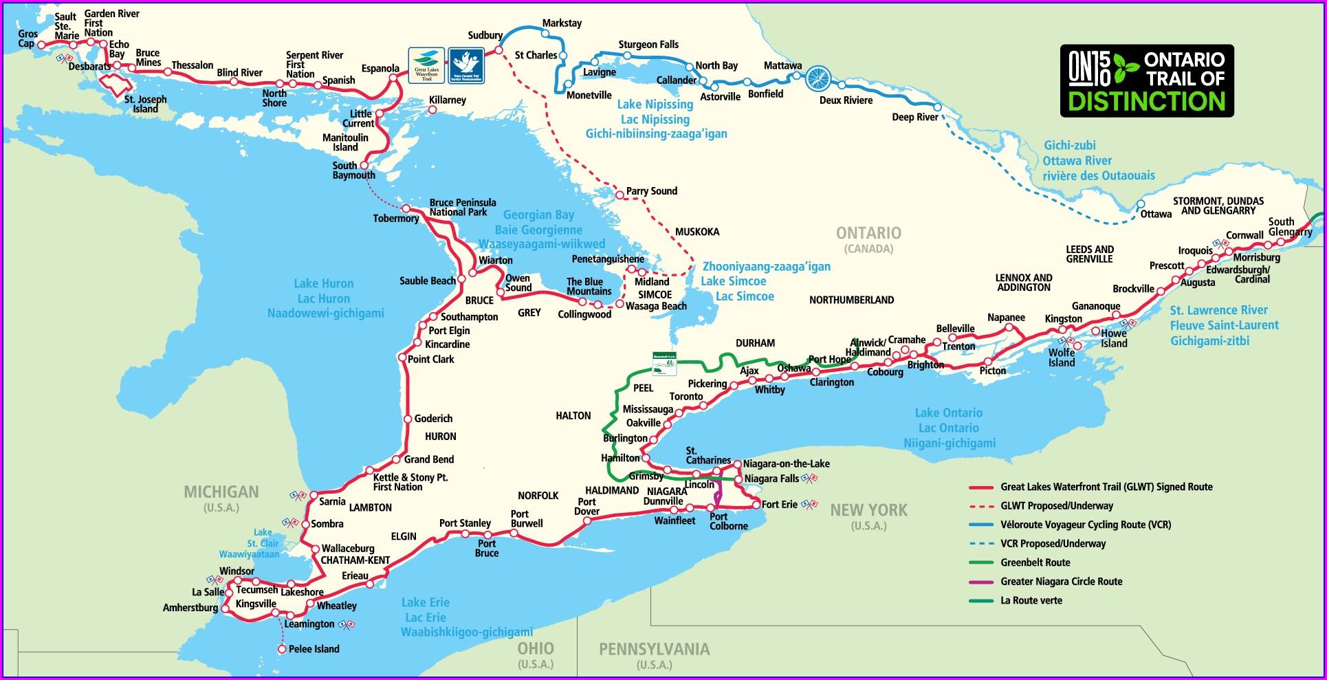 Niagara On The Lake Map Pdf
