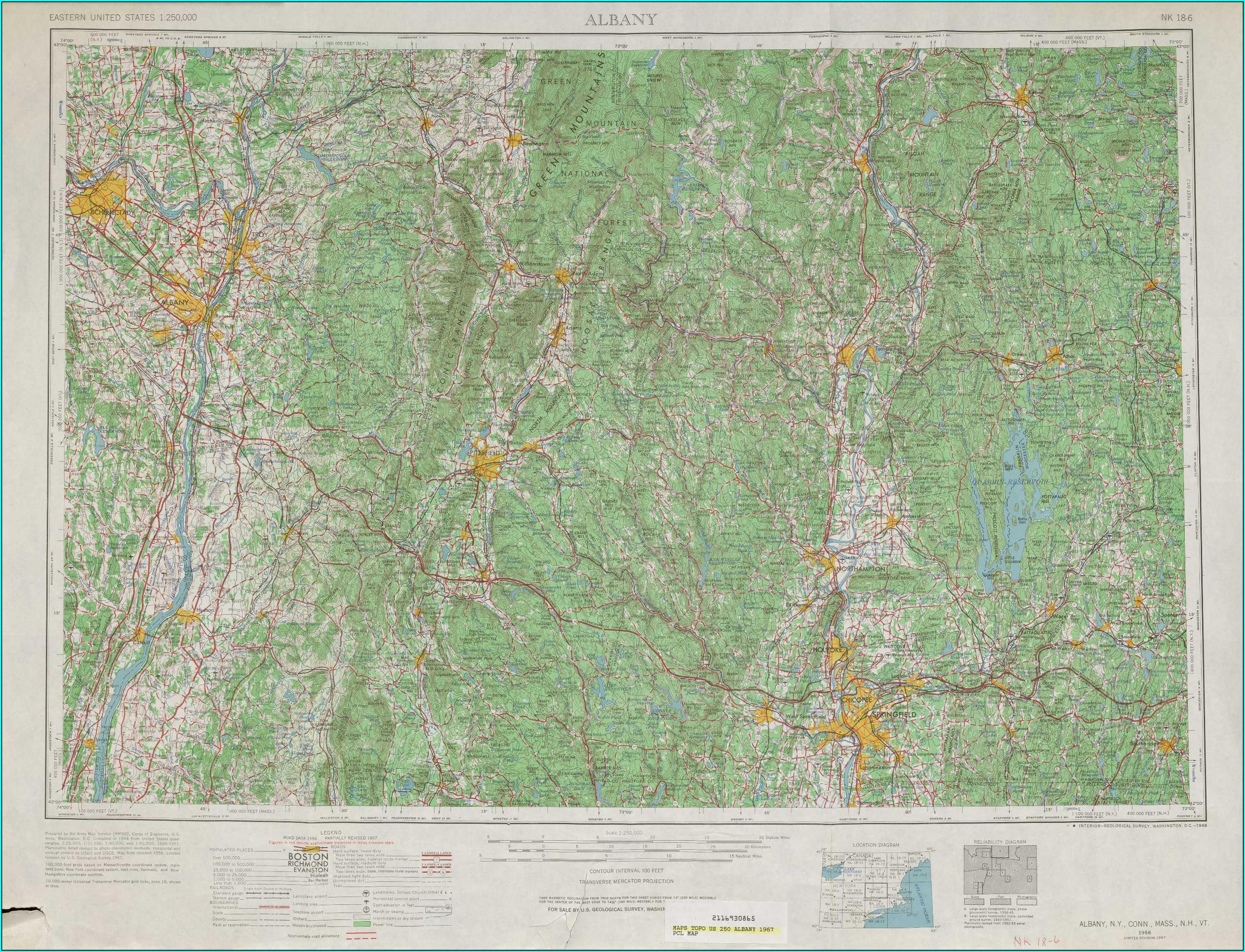 Nys Topo Maps Free