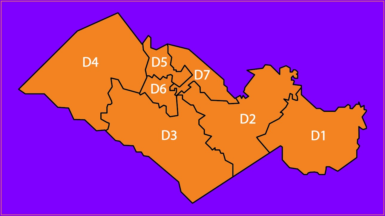 Orangeburg County Tax Map Number