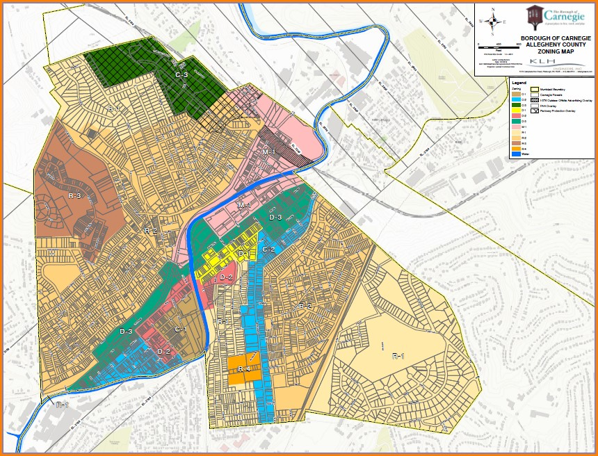 Pa Enterprise Zone Map