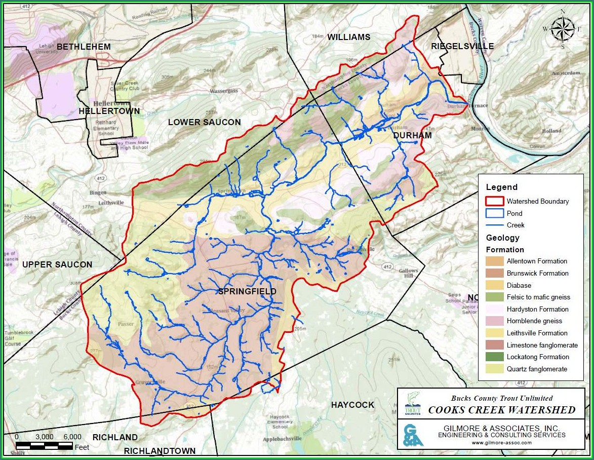 Pa Trout Stocking Map 2019