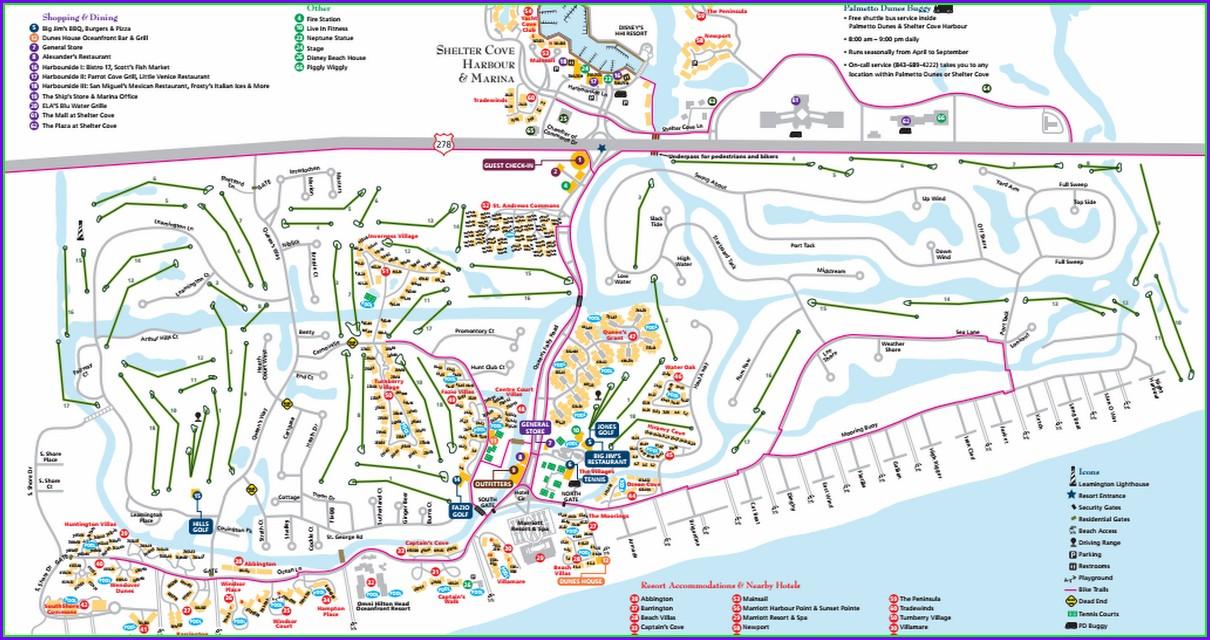 Palmetto Dunes Map Pdf