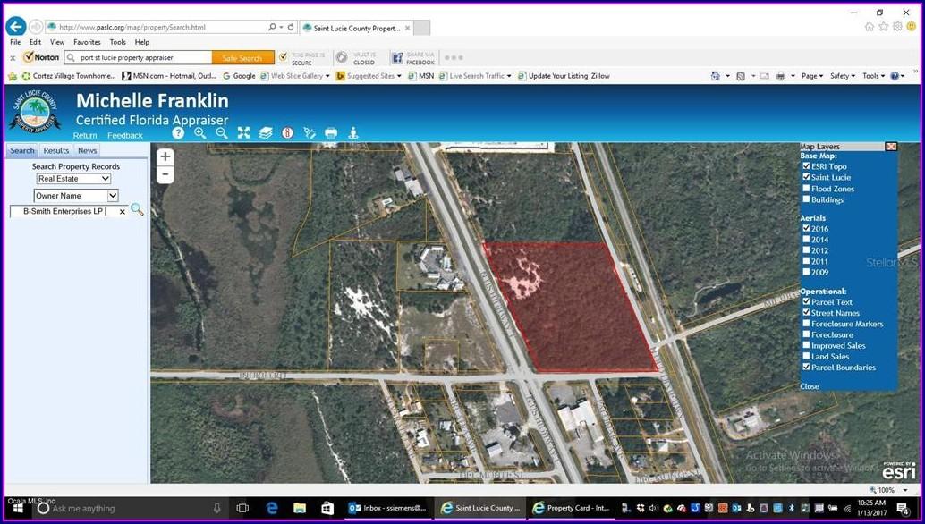 Paslc Org Map Property Search