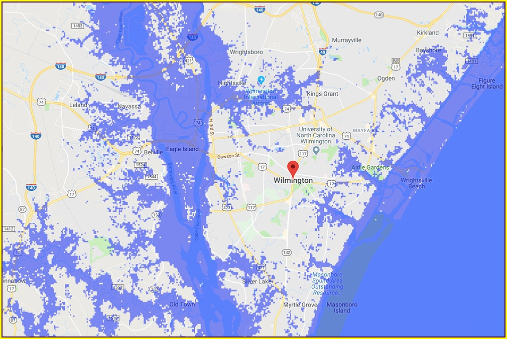 Pender County Flood Maps