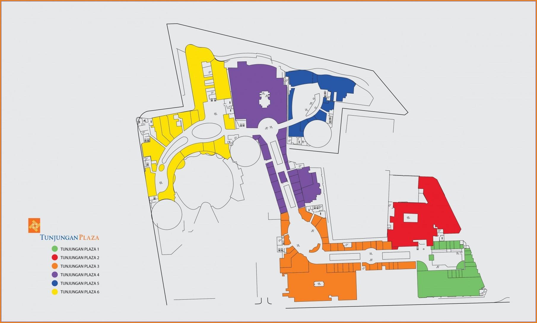 Pg Plaza Mall Map