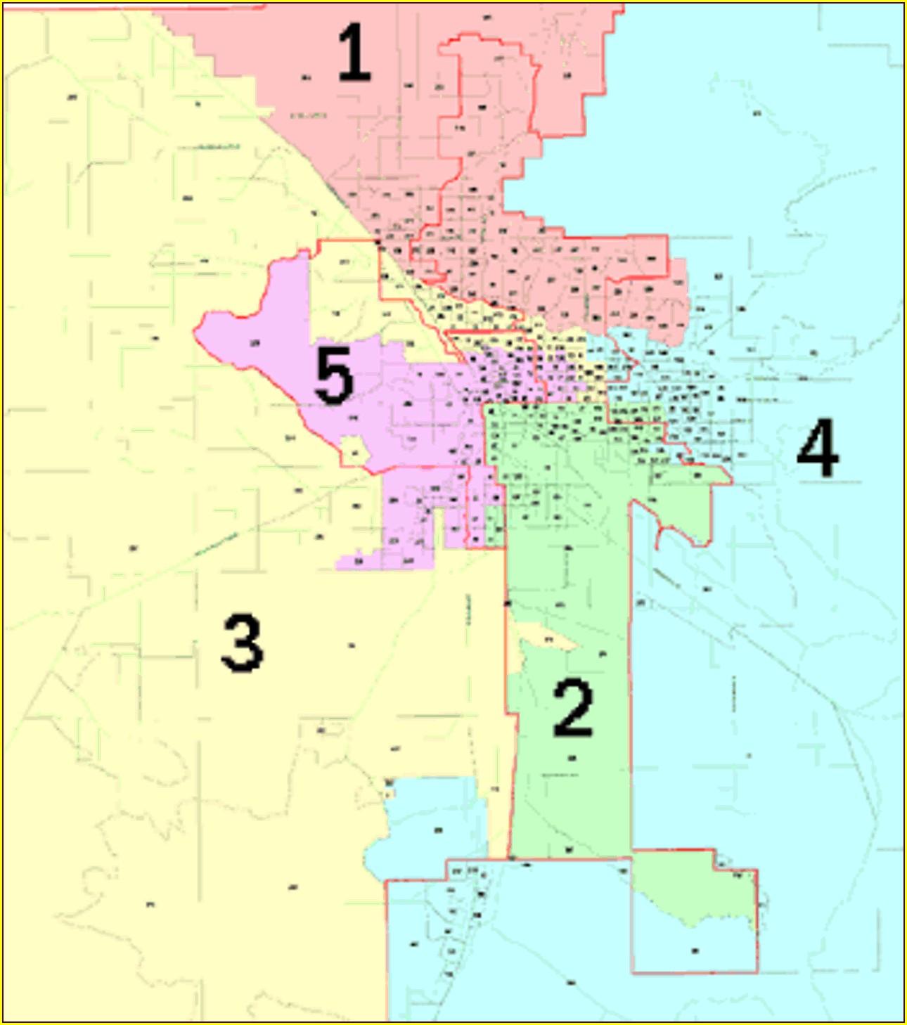 Pima County Subdivision Maps
