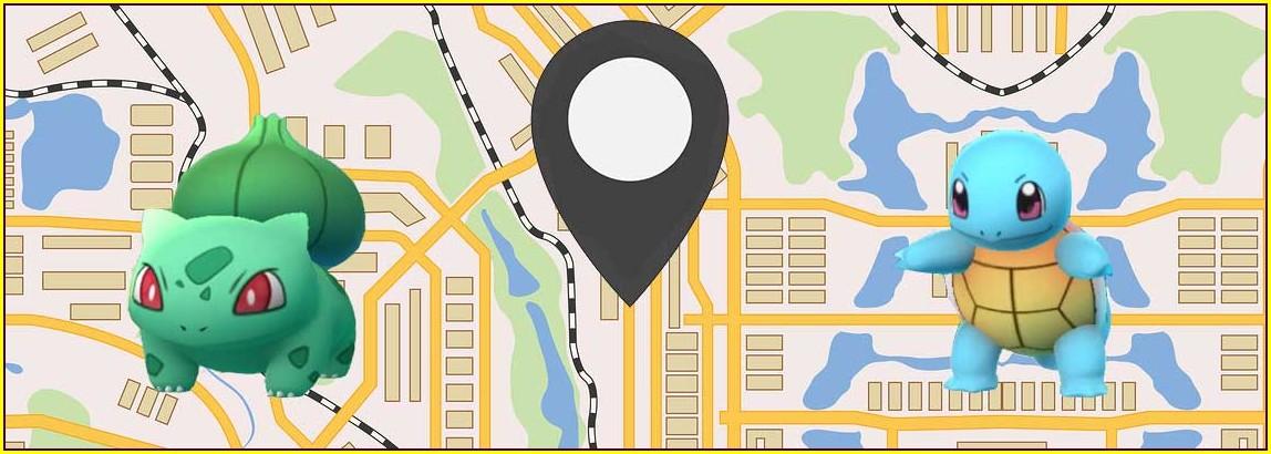Pokemon Go Map Dayton Ohio