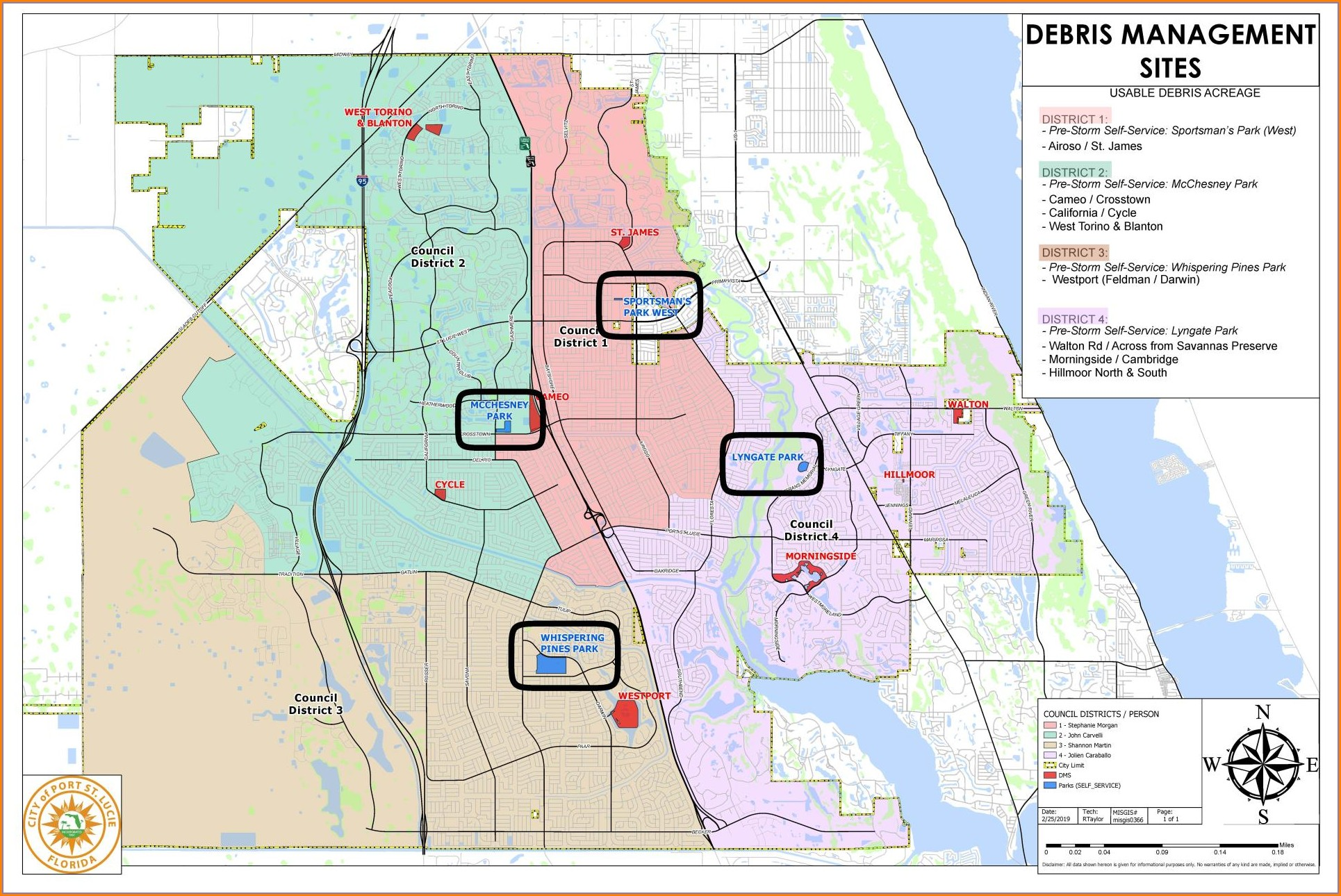 Port St Lucie Flood Zoning Map