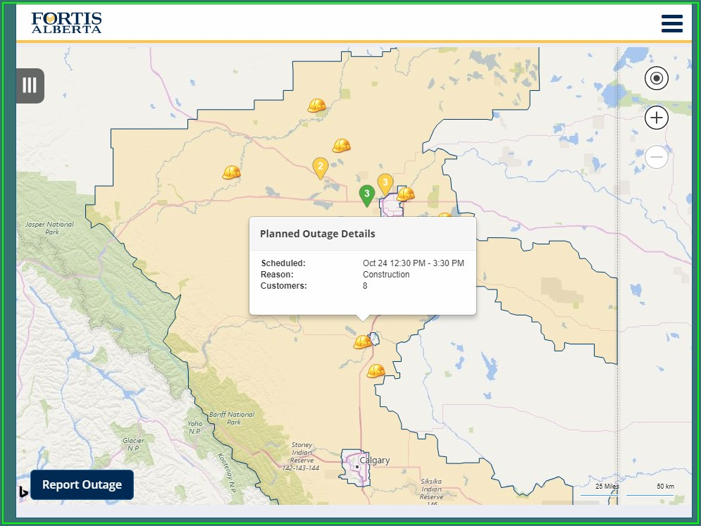 Power Outage Map Richmond Tx