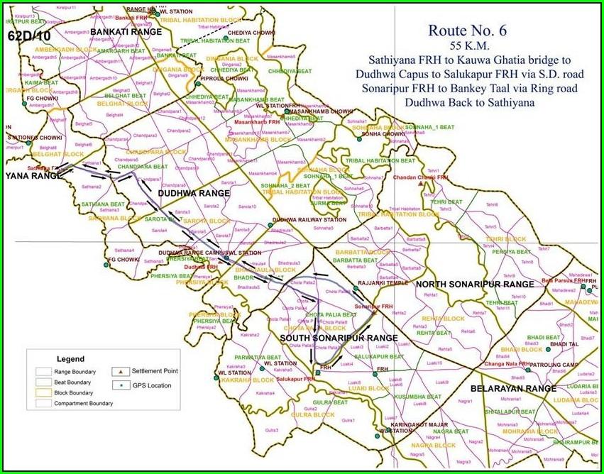 Printable Blue Ridge Parkway Map