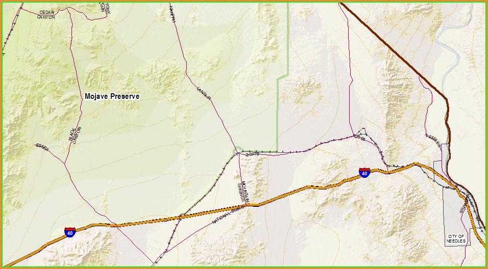 San Bernardino County Parcel Maps