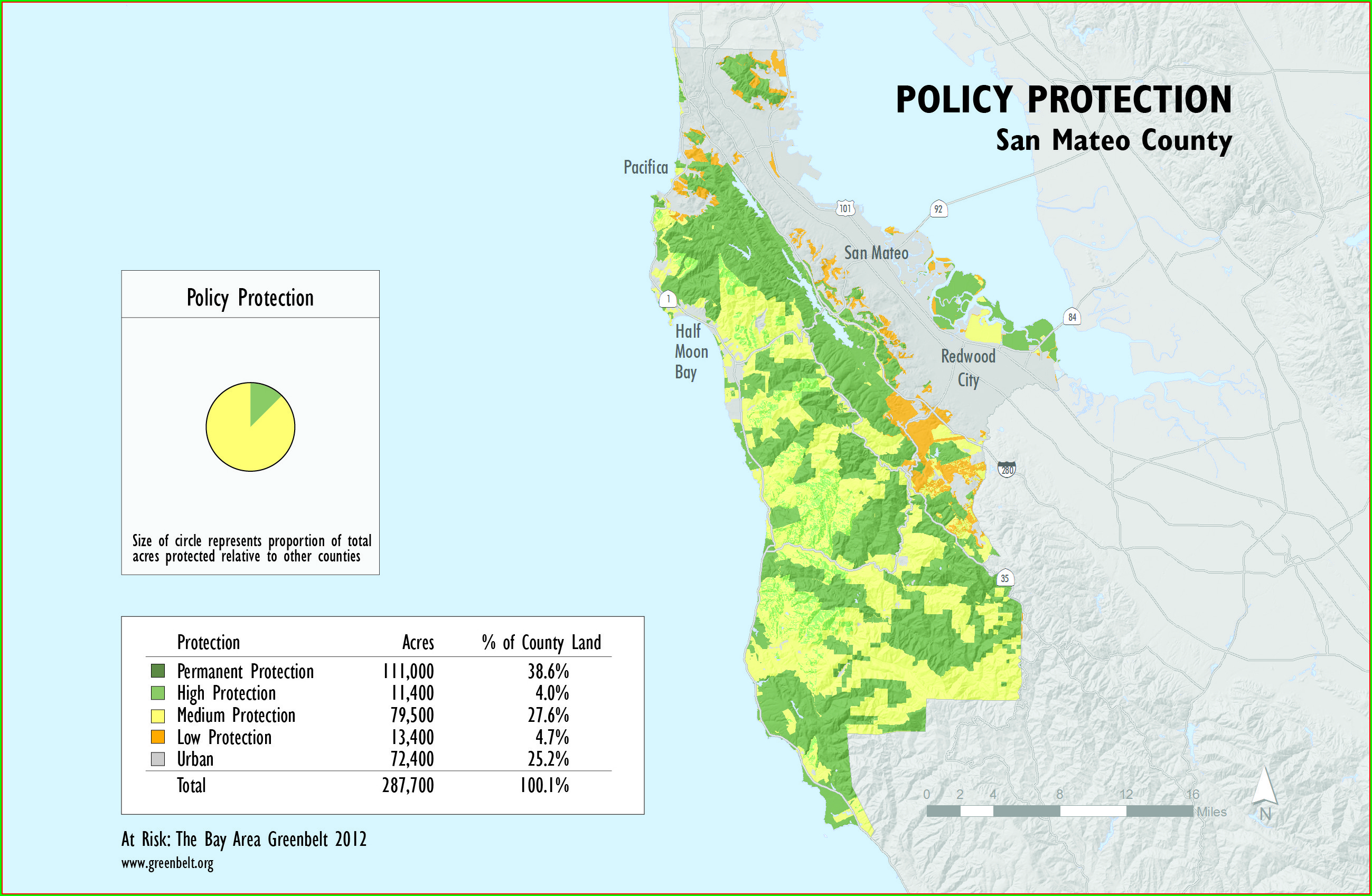 San Mateo County Parcel Map