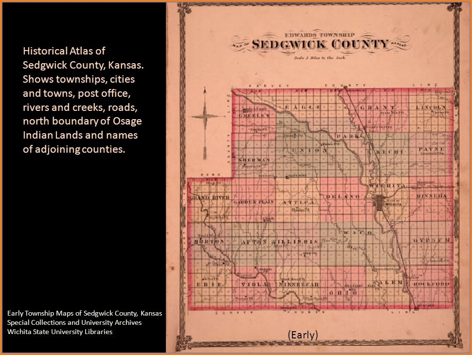 Sedgwick County Property Maps