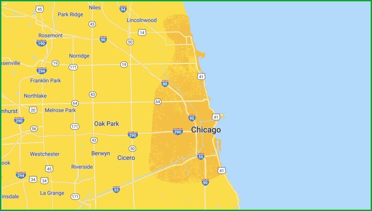 Sprint 5g Map Dallas