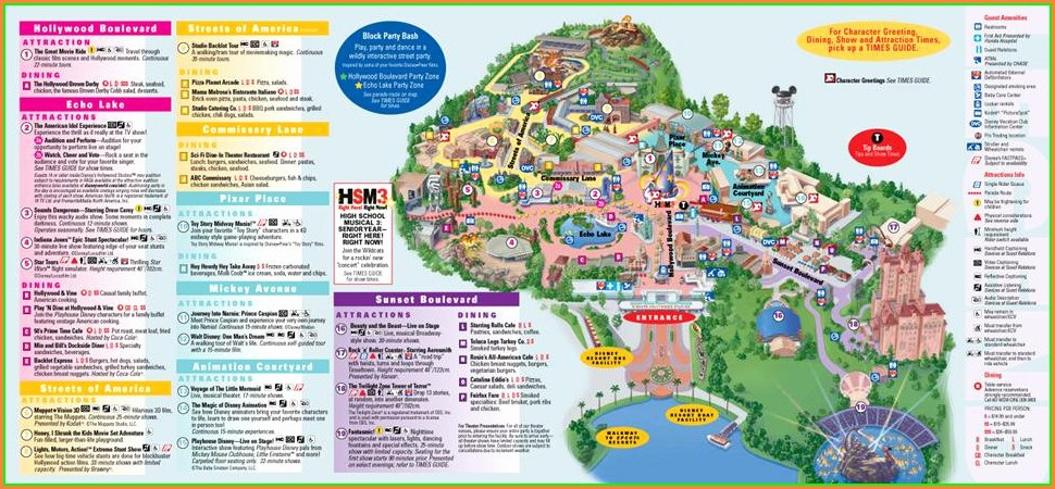Star Wars Land Disney World Map