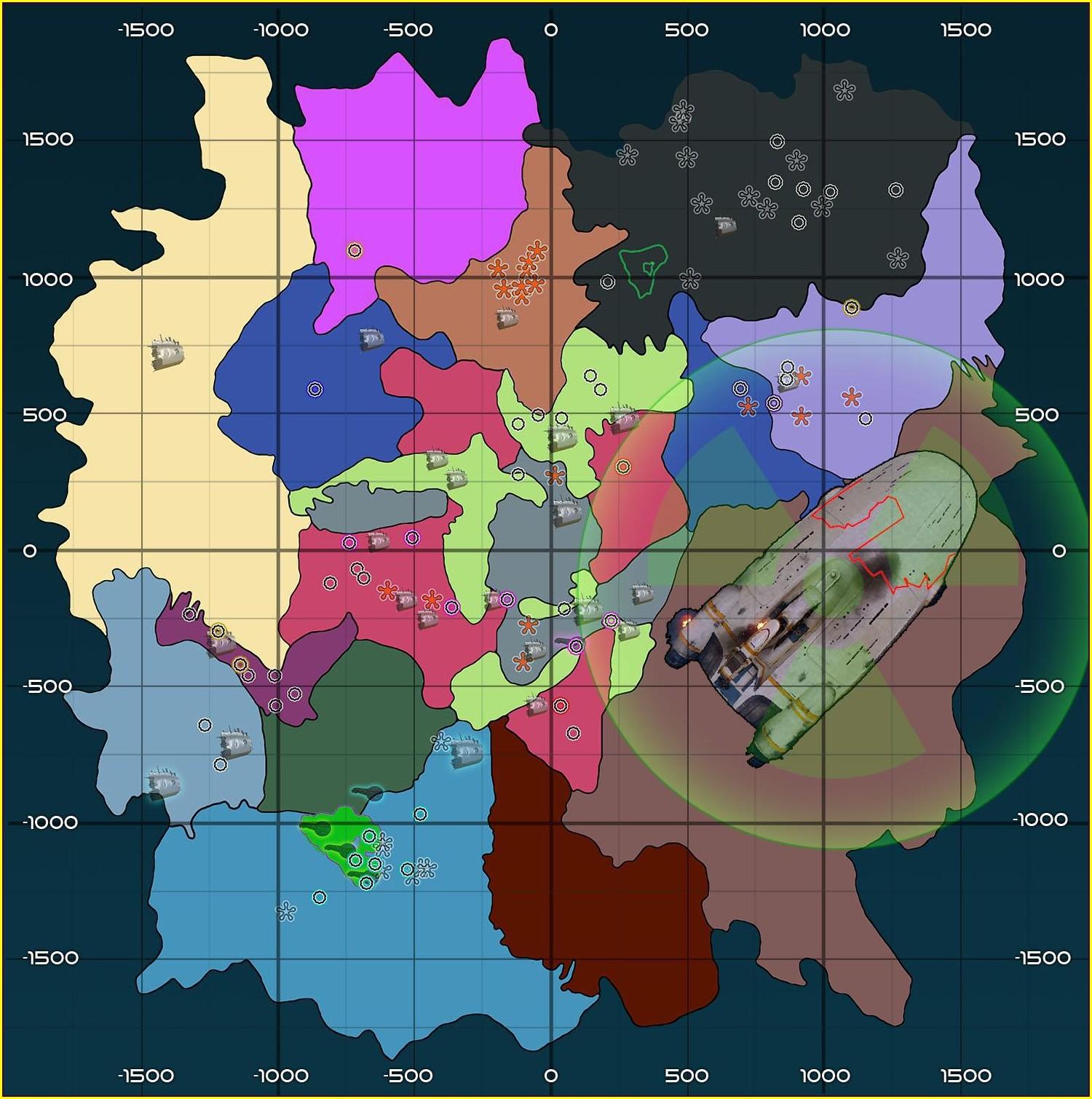 Subnautica Map 2018 Xbox One