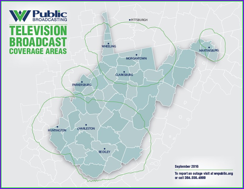 Suddenlink Coverage Map Wv