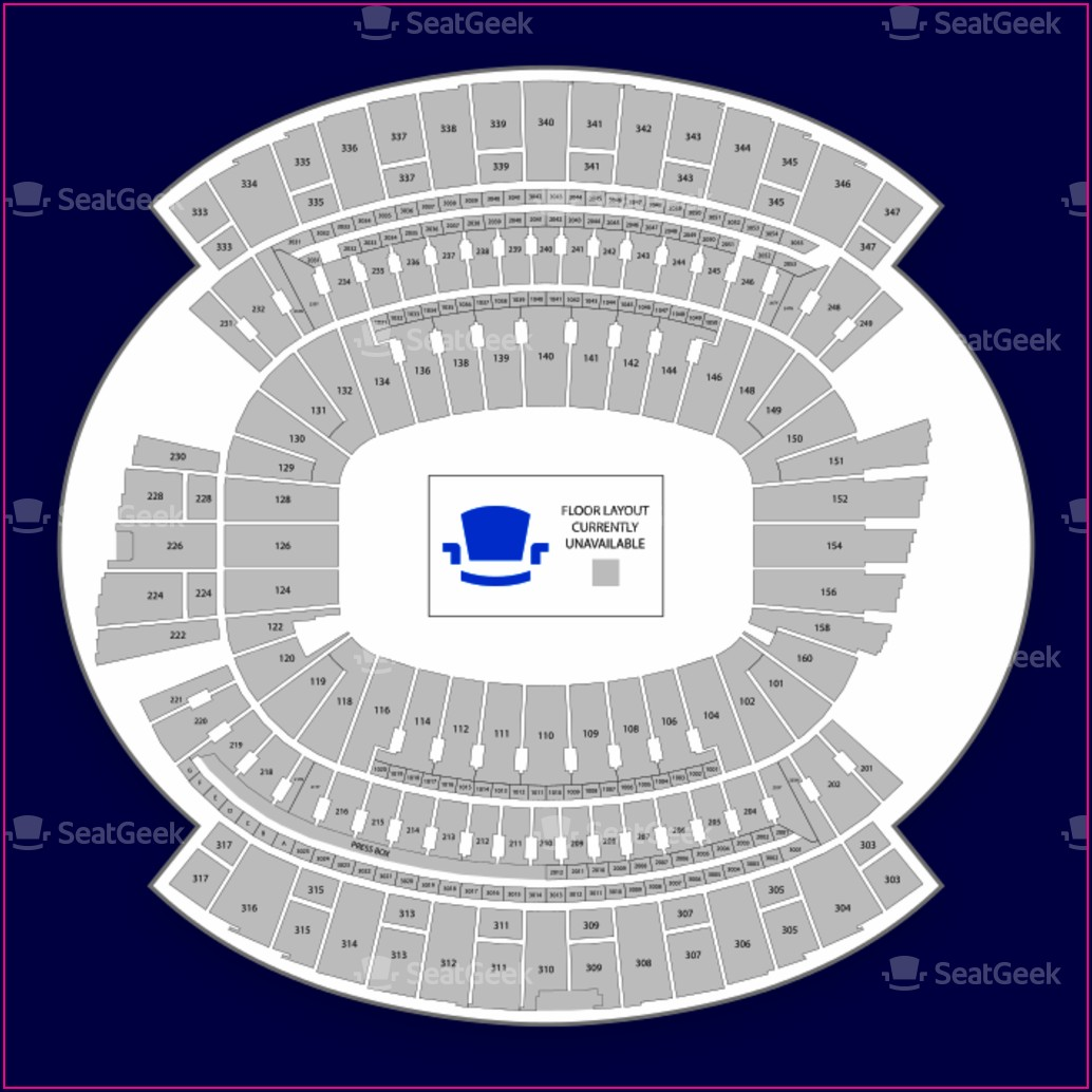 Talking Stick Arena Seating Map