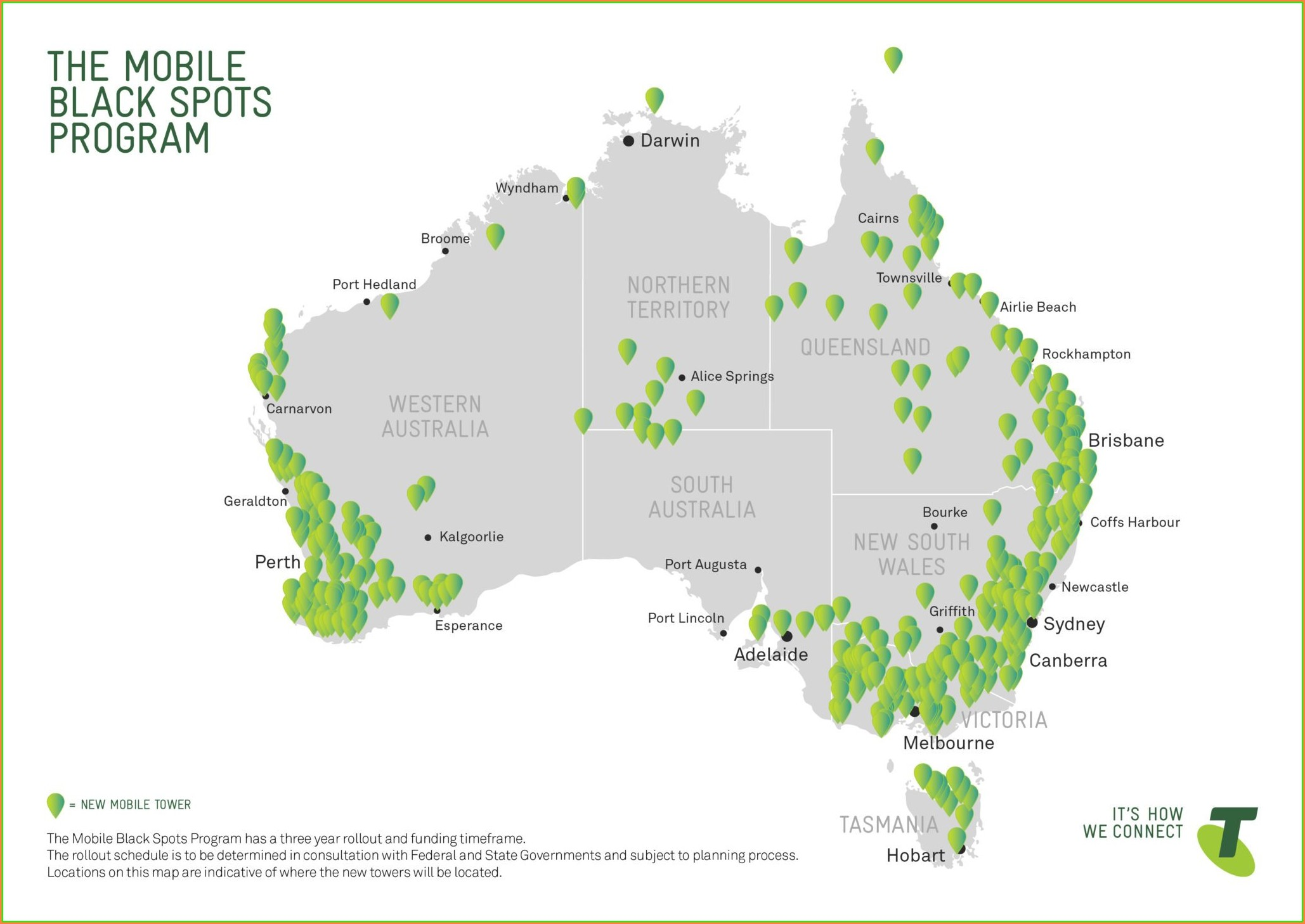 Telstra 5g Rollout Map Victoria