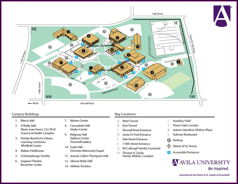 University Of Missouri Columbia Campus Map