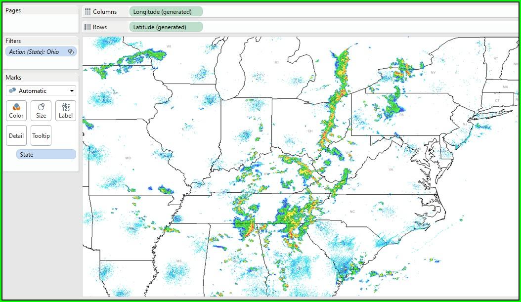 Utah Weather Radar Map