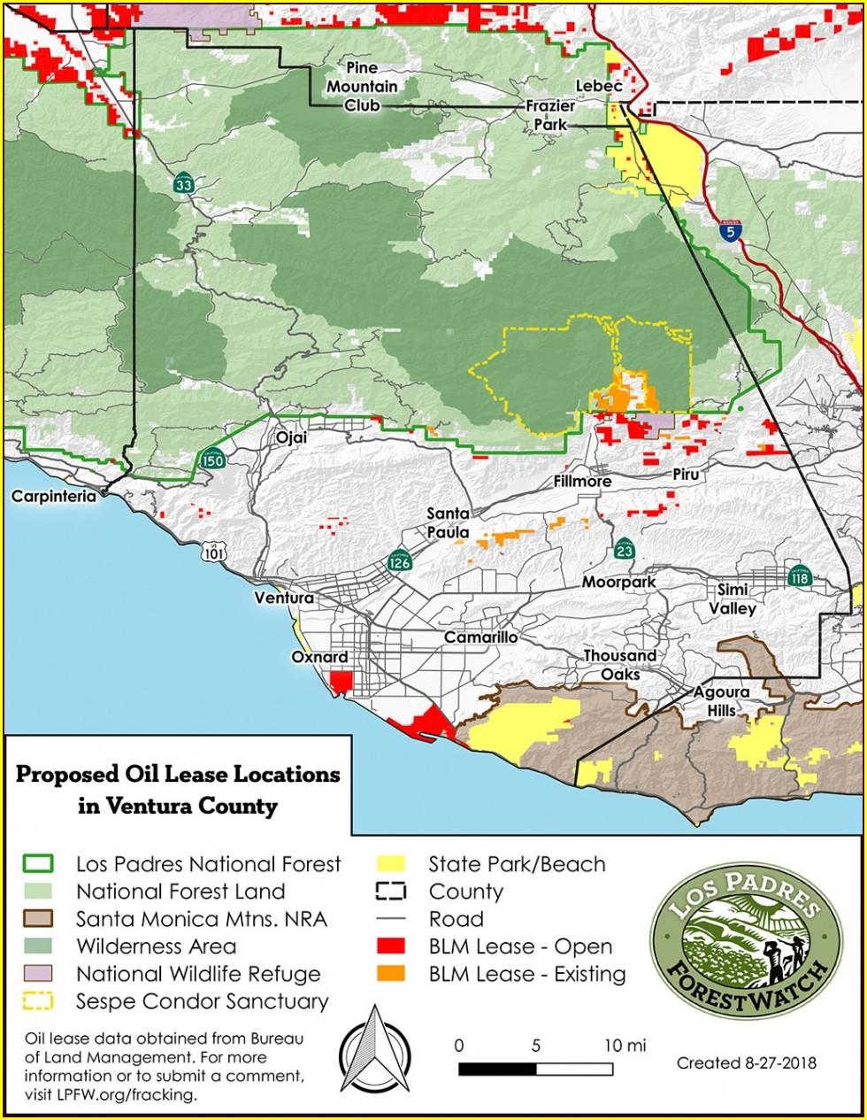 Ventura County Gis Parcel Maps