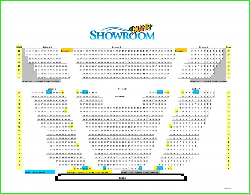 Verizon Theater Grand Prairie Seating Map