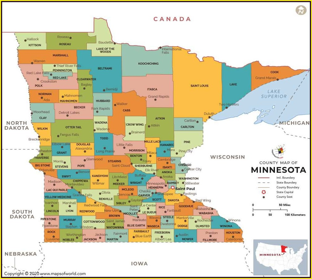 Washington County Mn Gis Map