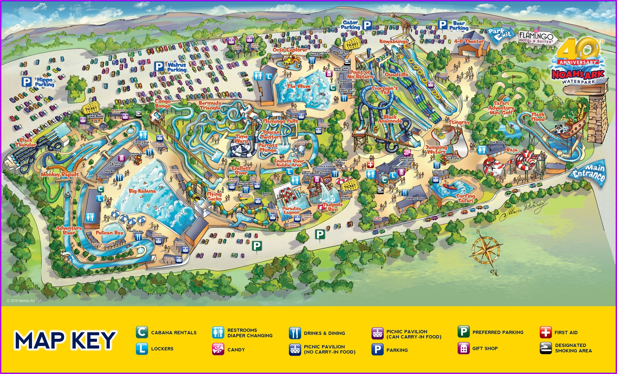 Wilderness Resort Wisconsin Dells Map Pdf