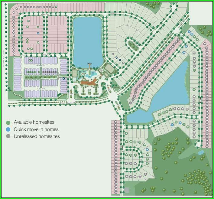Windsor At Westside Resort Map