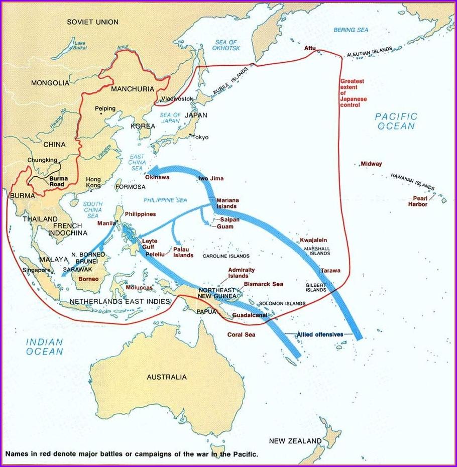 Ww2 Battle Of Tarawa Map