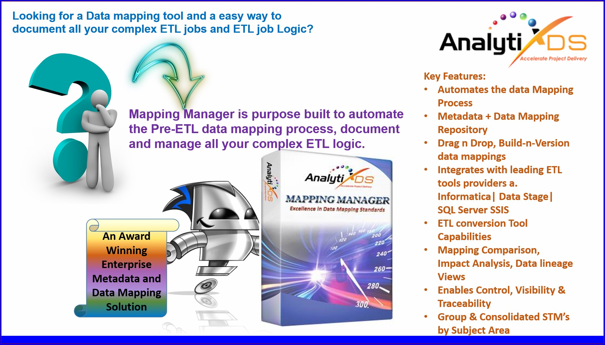 Analytix Ds Mapping Manager