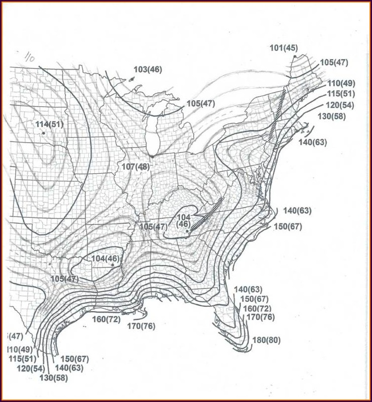 Asce 7 16 Wind Maps