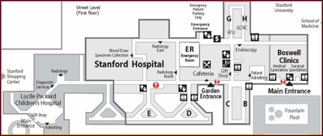Banner Boswell Hospital Map