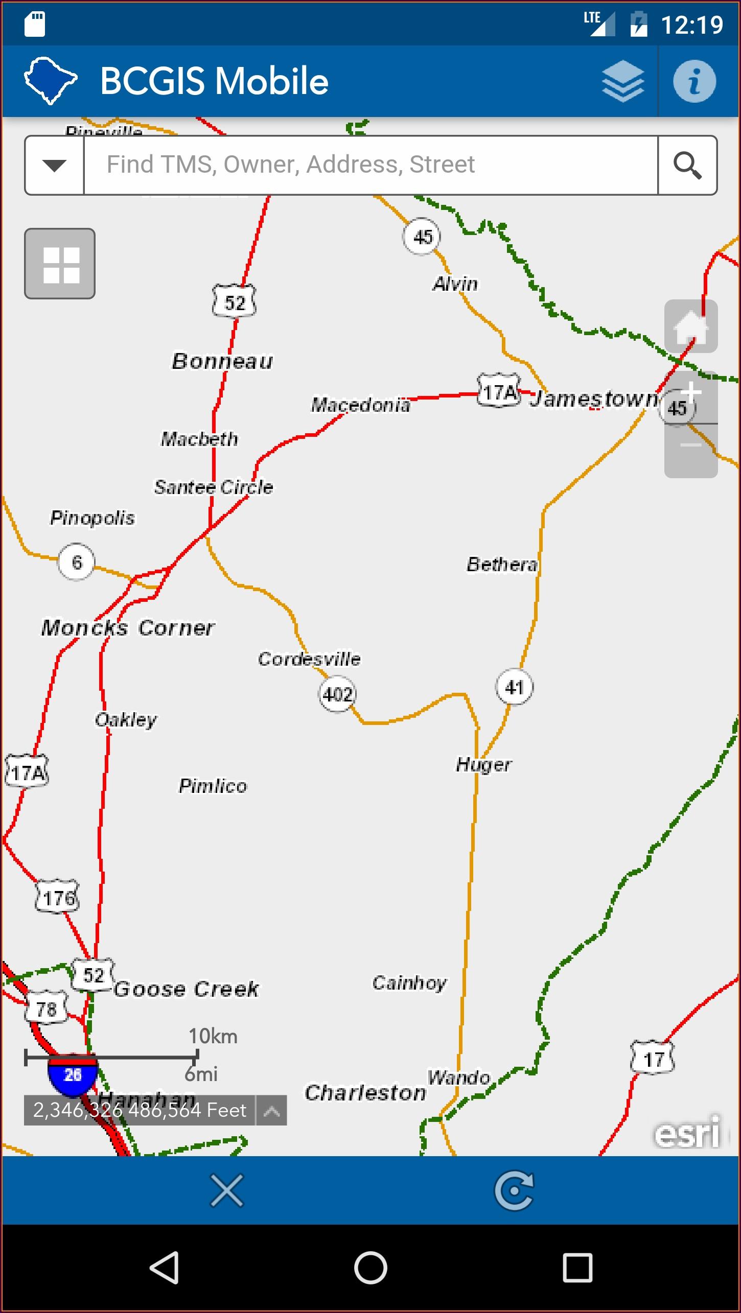 Berkeley County Plat Maps